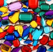 Folia Szkiełka dekoracyjne - diamenty 370 sztuk 1246