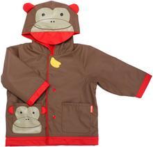 Skip Hop Płaszcz przeciwdeszczowy L 5-6 lat Zoo Małpka 235855