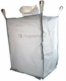 Worek BIG BAG 5. 4 uchwyty, wym. 900x900x1200mm (Ładowność 1500 kg)