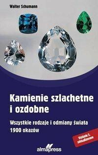 Kamienie szlachetne i ozdobne - Walter Schumann