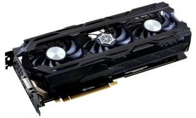 Inno3D GeForce GTX 1080 Ti X3 iChill (C108T3C-1SDN-Q6MNX)