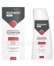 Ketoxin L'BIOTICA MED Szampon przeciwłupieżowy 200 ml 7071978