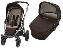 Maxi-Cosi Mura 4 Plus 2w1 Earth Brown
