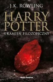Rowling J.K. Harry Potter 1 Kamień Filozoficzny (czarna edycja) / wysyłka w 24h