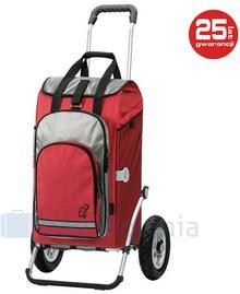 Andersen Wózek na zakupy Royal 163 Hydro 163-036-70 Czerwony - czerwony 163-036-70