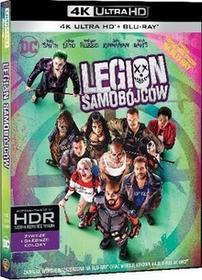 Galapagos Legion Samobójców (2 Blu-ray 4K) Joel Kinnaman