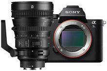 sony Sony A7S II + Sony FE PZ 28-135mm f/4 G OSS SELP28135G)+ kupon na akcesoria Sony o wartości 500zł