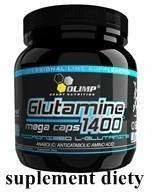 Olimp L-Glutamine Mega Caps 300 kaps. oli74