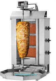 UE Kebab Grill 3palniki/ maksymalnie60kgwsadu DOK3