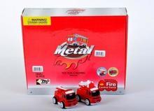 Mega Creative Auto metalowe Straż Pożarna