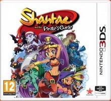 Shantae & The Pirates Curse 3DS