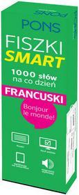 Pons Fiszki SMART - 1000 słów na co dzień Francuski - Praca zbiorowa