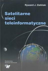 Satelitarne sieci teleinformatyczne - Ryszard Zieliński