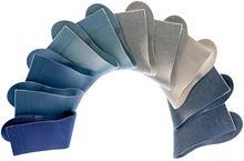 Bonprix Skarpetki H.I.S (10 par) odcienie niebieskiego