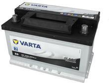 Varta BLACK DYNAMIC E9 - 70Ah 640A P+