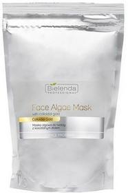 Bielenda Professional Professional Maska algowa do twarzy z koloidalnym złotem ZAPAS 190g 1234591995