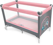 Baby Design SIMPLE NEW łóżko PINK 08 38636