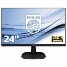 "Philips 243V7QJABF 23,8"" czarny"