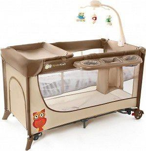 KinderKraft Joy Beige 120x60