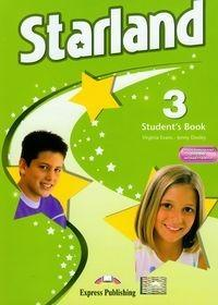 Express Publishing Język angielski. Starland 3. Klasa 4-6. Podręcznik (+ CD) - szkoła podstawowa - Jenny Dooley, Virginia Evans