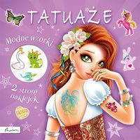 Tatuaże. Modne wzorki - Papilon