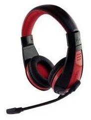 Media-Tech Nemesis MT3574 czarno-czerwone