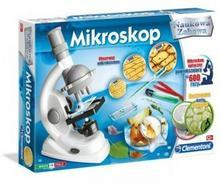 Clementoni Mikroskop - wysyłka w 24h !!!