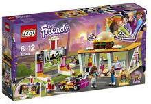 LEGO Friends Wyścigowa restauracja - ekspresowa wysyłka i bezpieczeństwo zakupów  21 dni na zwrot.