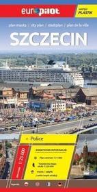 Euro Pilot Szczecin Police Plan miasta 1:25000 laminowany - Euro Pilot