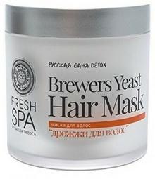 FRESH SPA Fresh Spa Rosyjska Bania Detoks Drożdżowa maska do włosów wzmacniająca 400ml ponad 3000 punktów odbioru w całej ! Szybka dostawa! Atrakcyjn 4744183014374