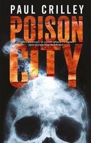 Muza Poison City - Paul Crilley