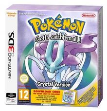 Pokemon Crystal DCC 3DS