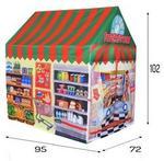 ECOTOYS Namiot namiocik domek plac zabaw dla dzieci sklep Ecotoys 8167