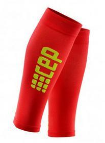 CEP Opaski ultralekkie męskie czerwone (55MD)