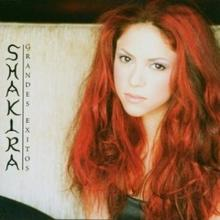 Grandes Exitos CD Shakira