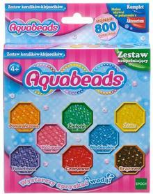 Aquabeads. Zestaw koralików. Klejnocików