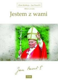 Telewizja Polska S.A. Jan Paweł II Jestem z wami DVD) Alina Czerniakowska Joanna Linczuk Krzysztof Tadej