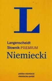 Langenscheidt Słownik Premium Niemiecki polsko-niemiecki niemiecko-polski - Langenscheidt
