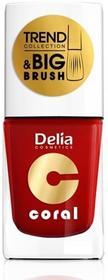 Delia TC01 Coral TREND COLLECTION Lakier do paznokci 11ml