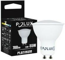 Polux Żarówka LED GU10 SMD 7,8W Ciepła 305640