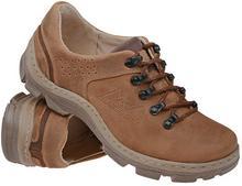 Kornecki Półbuty buty trekkingowe 1392 Koniakowe 27336366