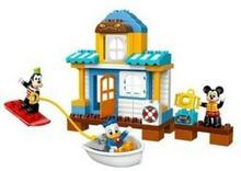 LEGO Duplo Miki i przyjaciele Domek na plaży 10827