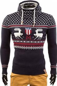Sweter męski ALEX NAVY 0005001-48