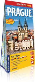 ExpressMap praca zbiorowa comfort! map Praga (Prague). Laminowany plan miasta 1:17 500