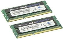 Corsair DDR3 SODIMM Apple Qualified8GB/1066MHz (2*4GB) CL7 CMSA8GX3M2A1066C7