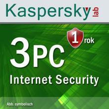 Kaspersky Internet Security Multi Device 2018 3 PC