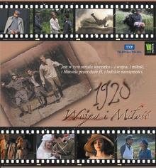 zbiorowa Praca 1920 wojna i miłość / wysyłka w 24h