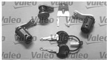 VALEO Komplet zamków VALEO 256466
