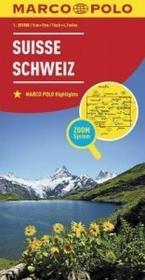 Szwajcaria mapa - Euro Pilot