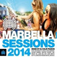 Marbella Sessions 2014 CD) Ministry Of Sound Sonic